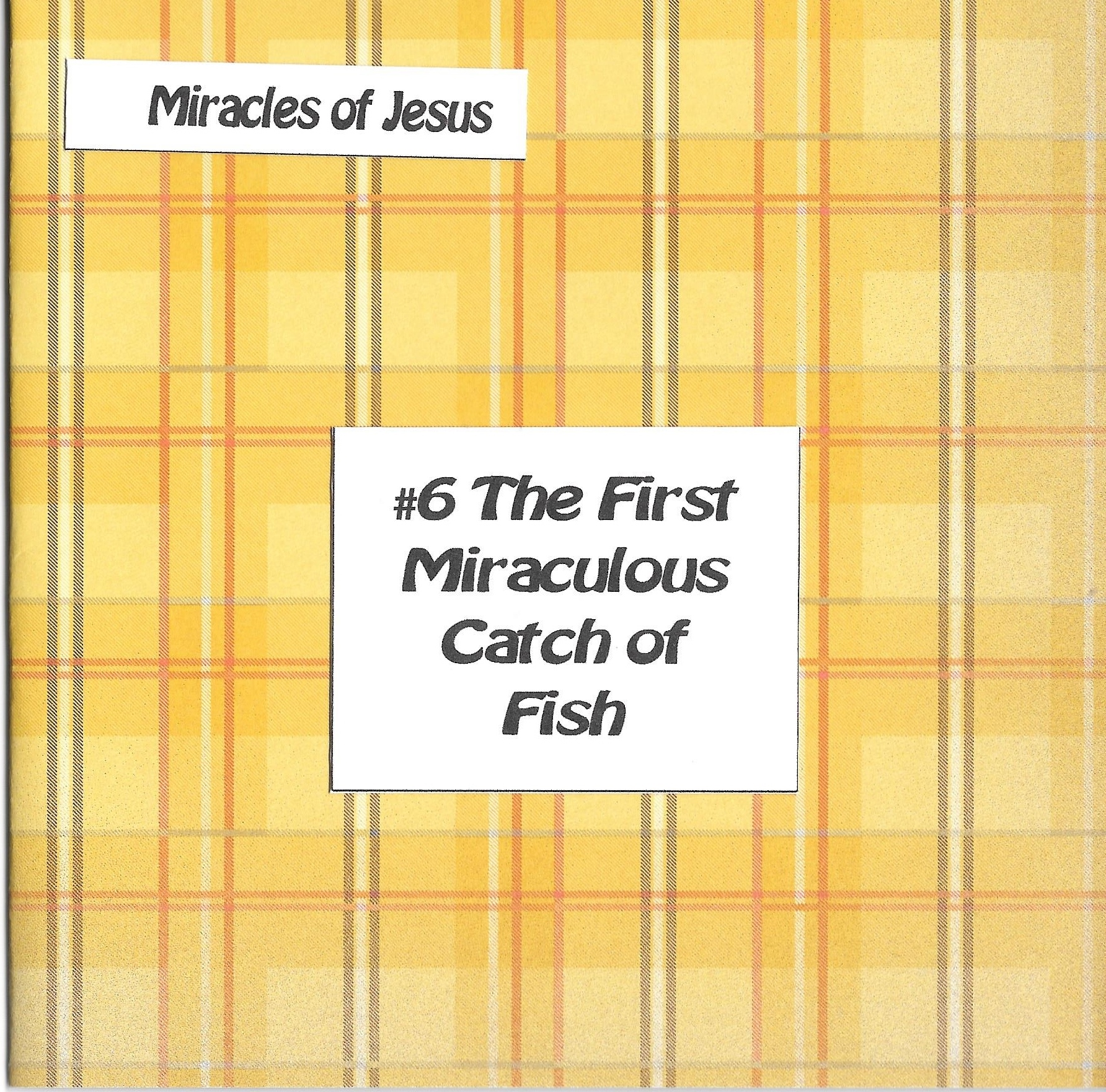 #6 The First Miraculous Catch Of Fish
