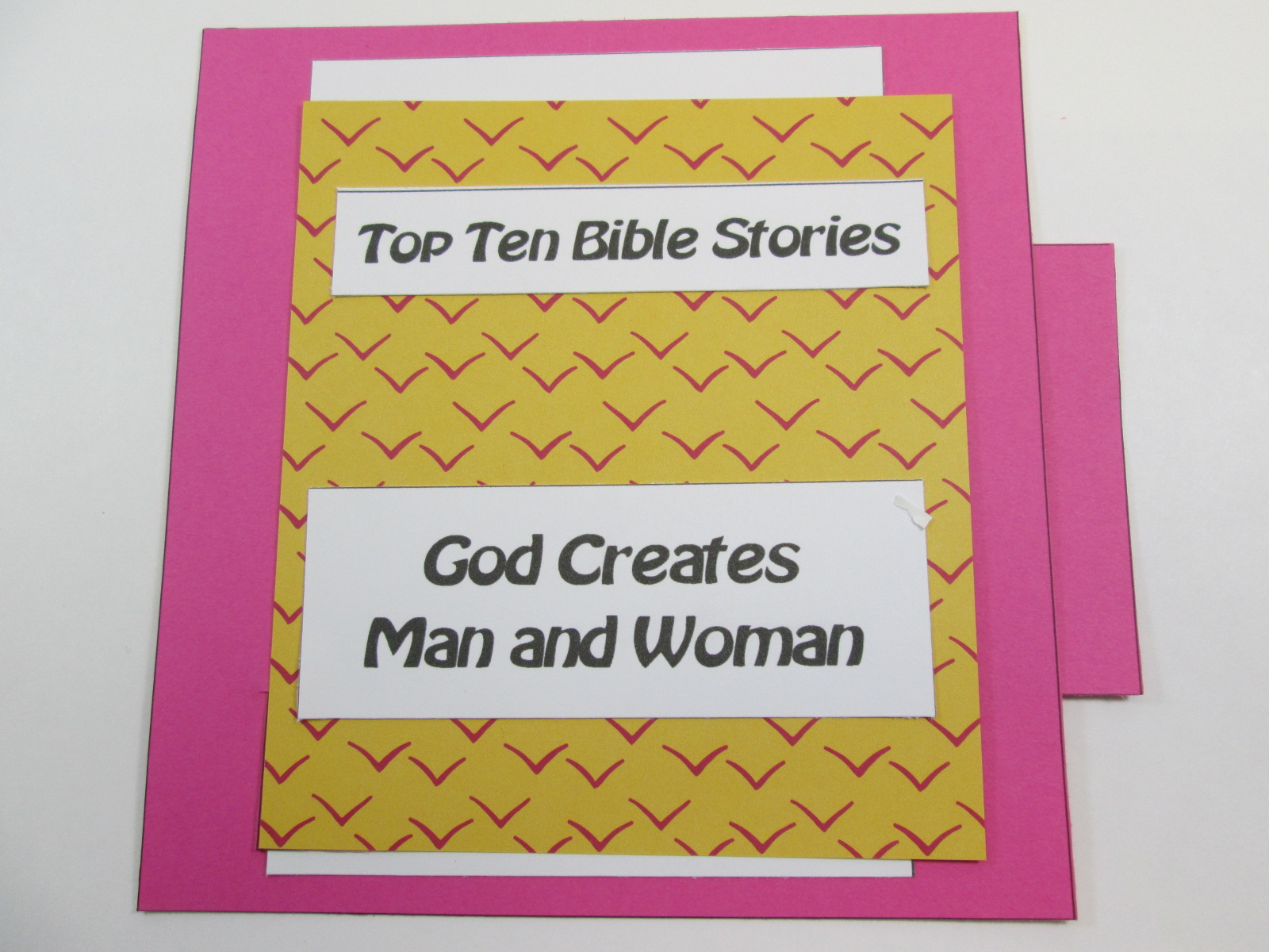 #2 God Creates Man And Woman