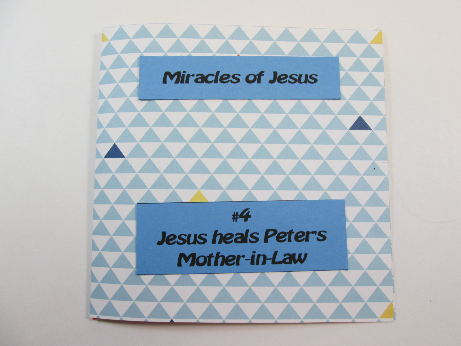 #4 Jesus Heals Peter's Mother-In-Law