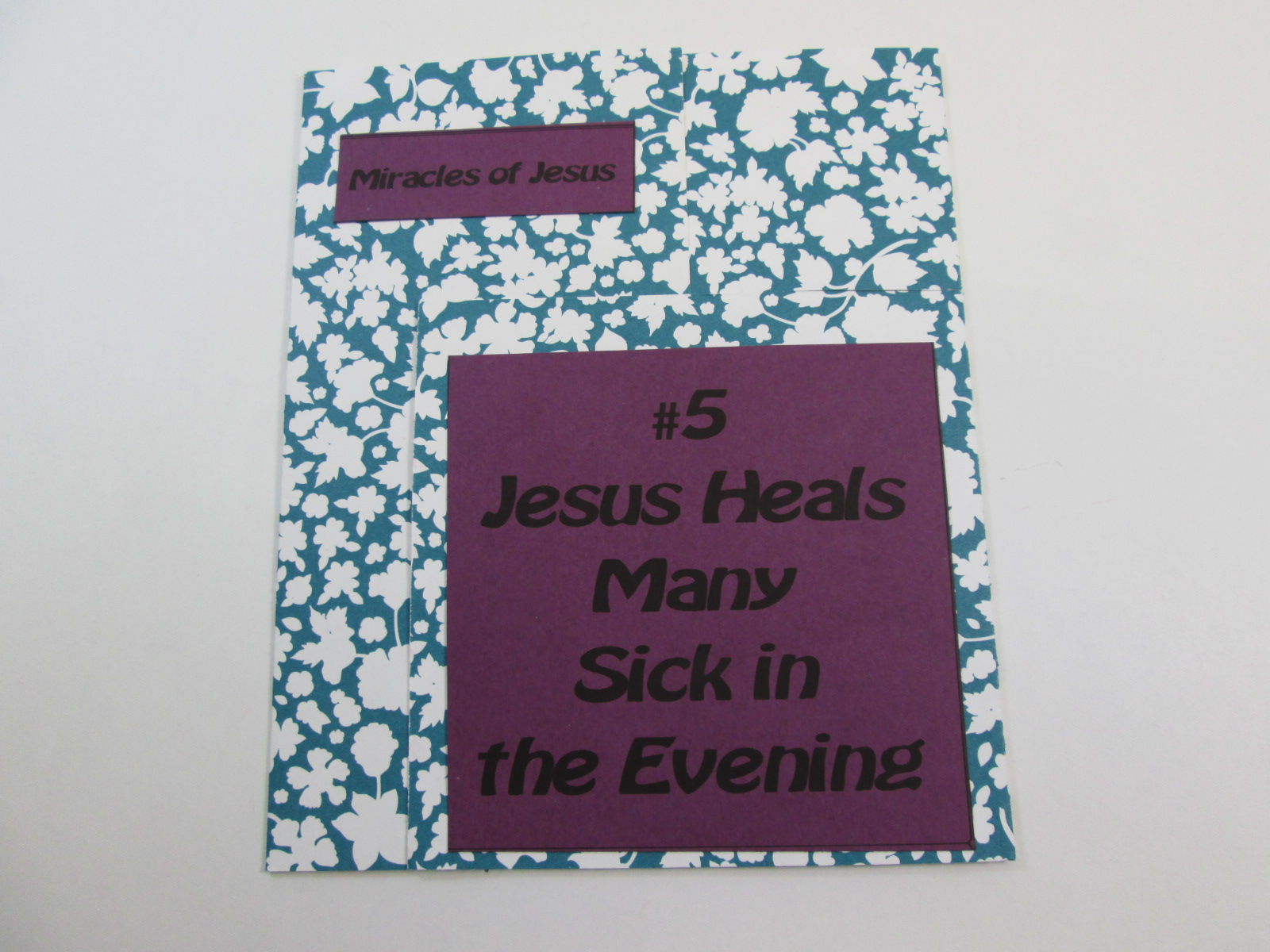 #5 Jesus Heals Many Sick In The Evening