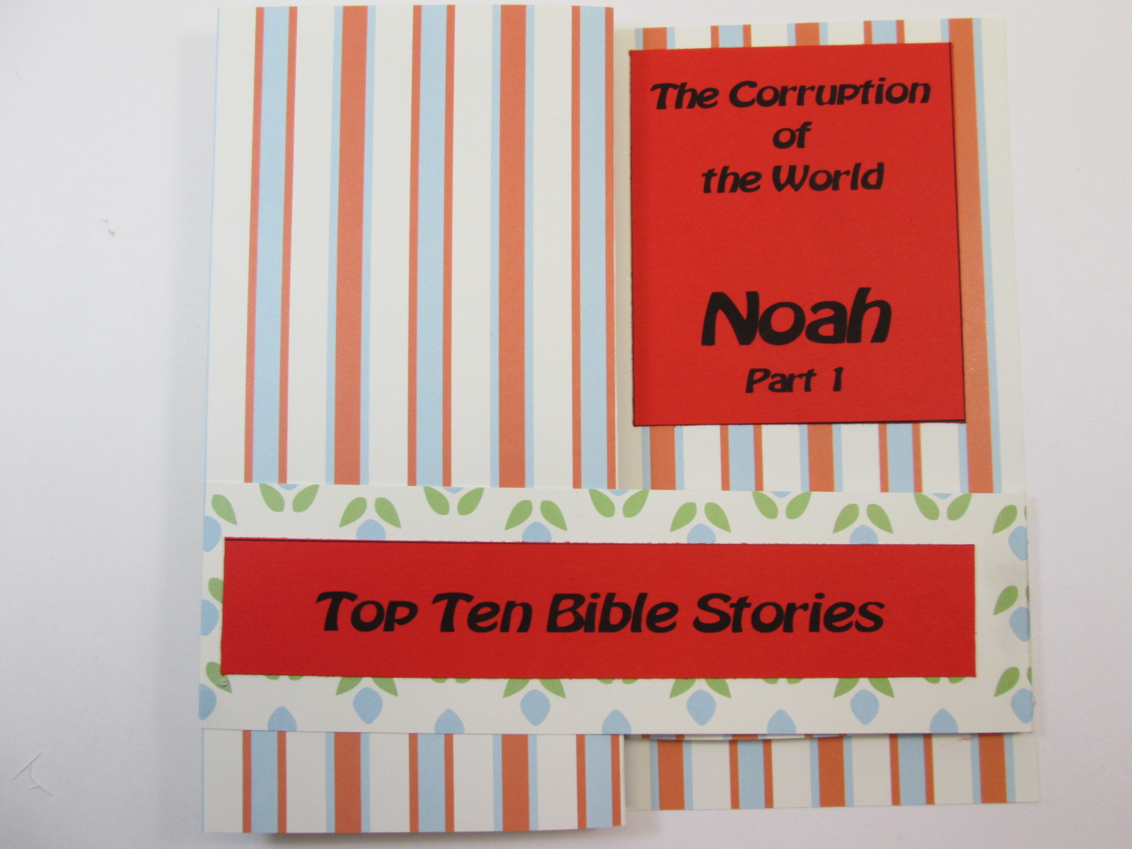 #4 Noah Part 1 The Corruption Of The World