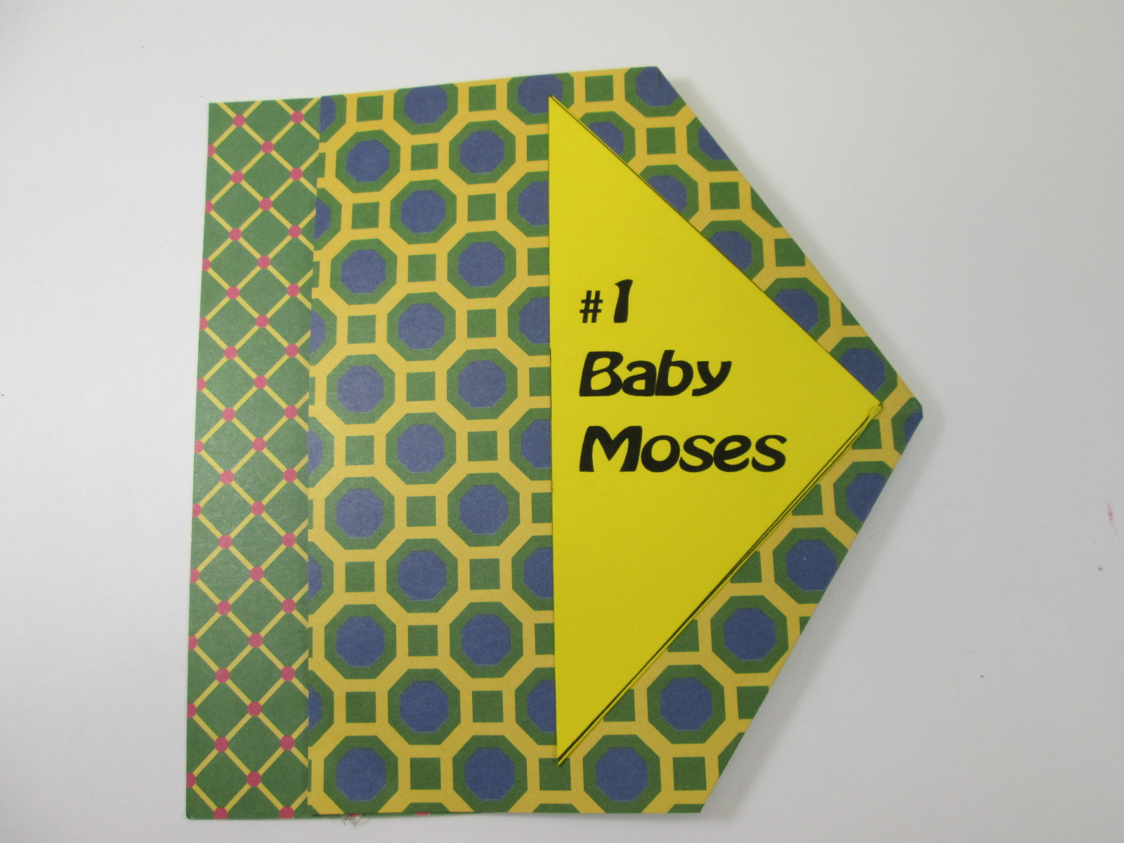 #1 Baby Moses